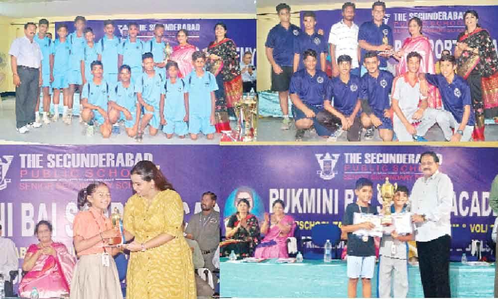 Rukmini Bai Interschool sports event concludes on a high note