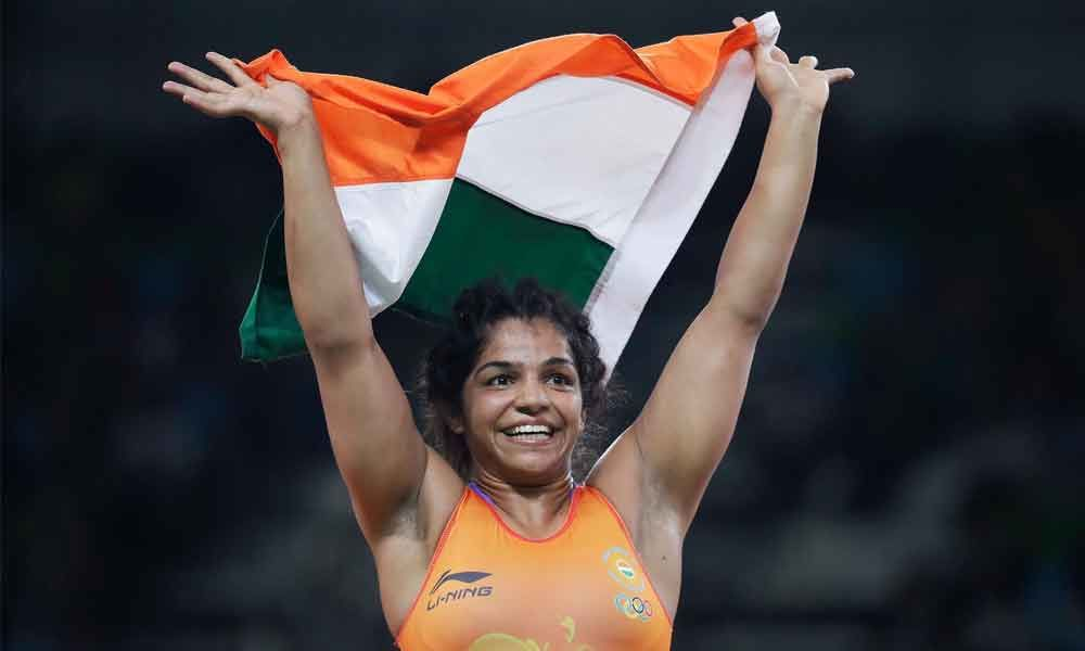 Wrestler Sarita shocks Pooja, easy win for Vinesh in World Championship trials