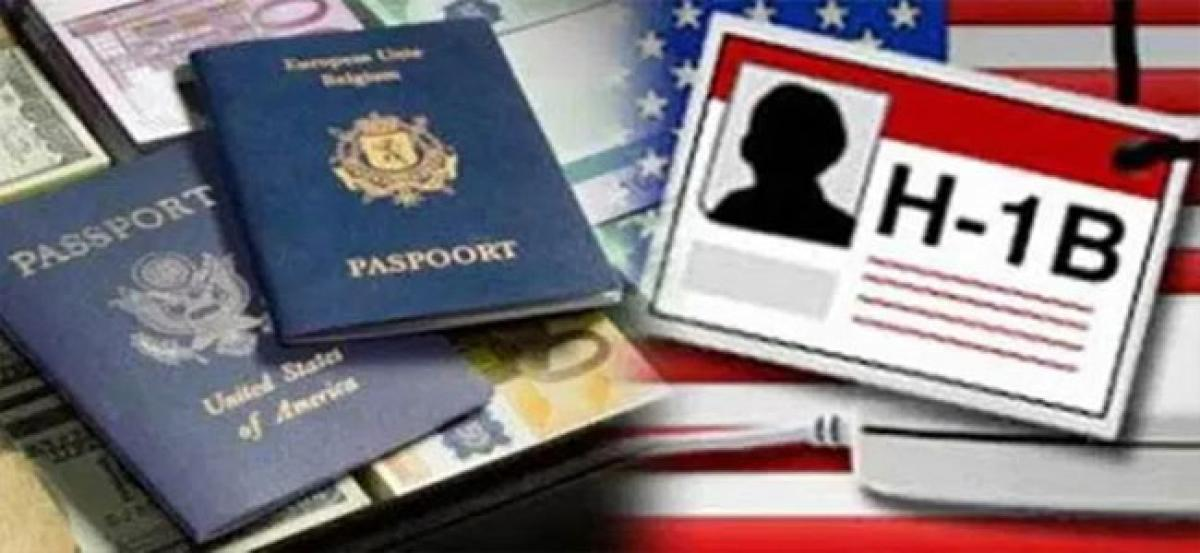 Relief for spouses of H1-B visa holders as US keeps proposed curbs on hold
