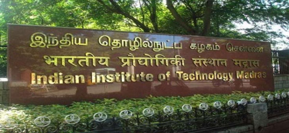IIT-Madras disappointed over not granted IoE status
