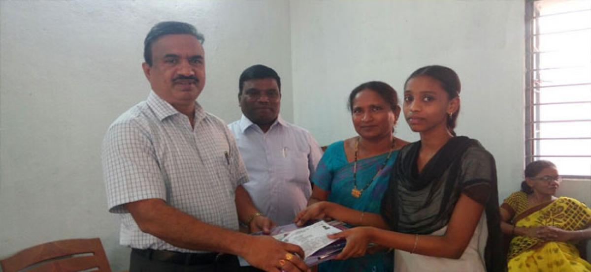Hall-tickets, exam kits distributed to SSC students