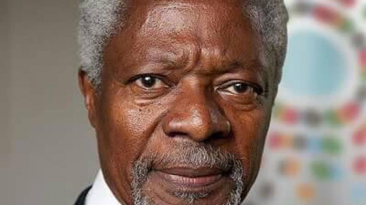 Ex-UN secretary-general Kofi Annan dies: World mourns