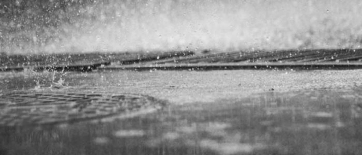 Heavy to very heavy rainfall likely in coastal Andhra, Telangana