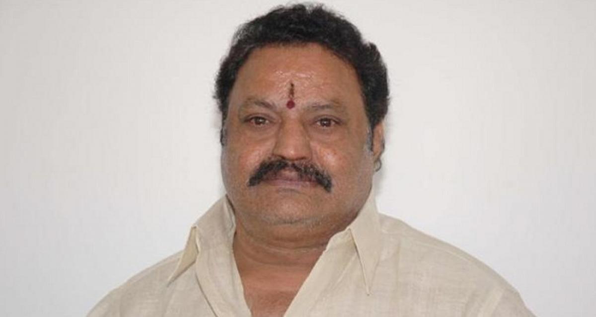 Nandamuri Harikrishna to be cremated by son Janaki Rams side
