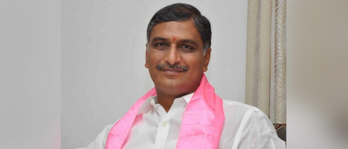 Harish Rao assures to complete Rachakonda lift irrigation project in Ibrahimpatnam