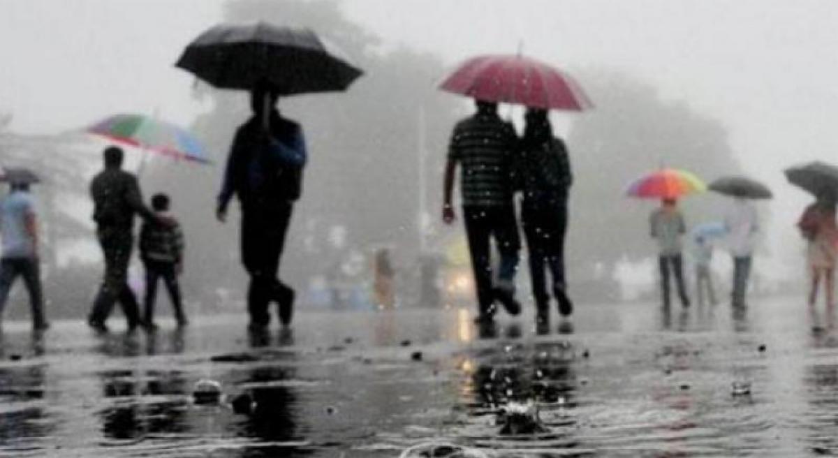 Heavy rain lashes Chittoor