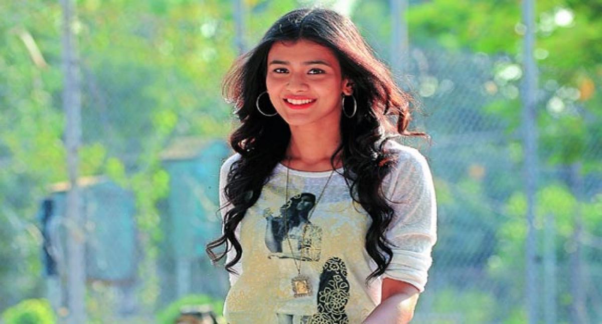 Hebah Patel pinning hopes on Angel