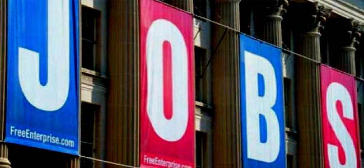 Hiring activity sees 21 per cent jump in Oct: report