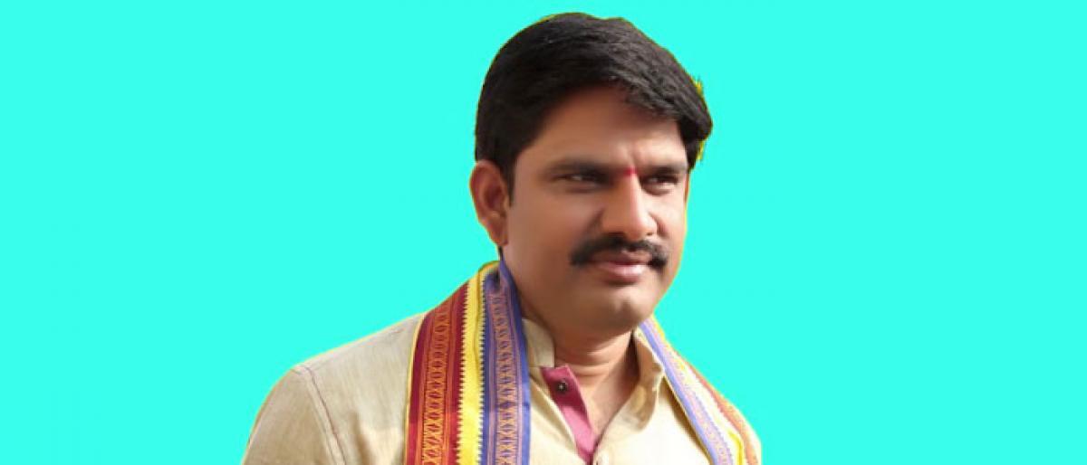 Will Purandeswaris son join YSRCP?