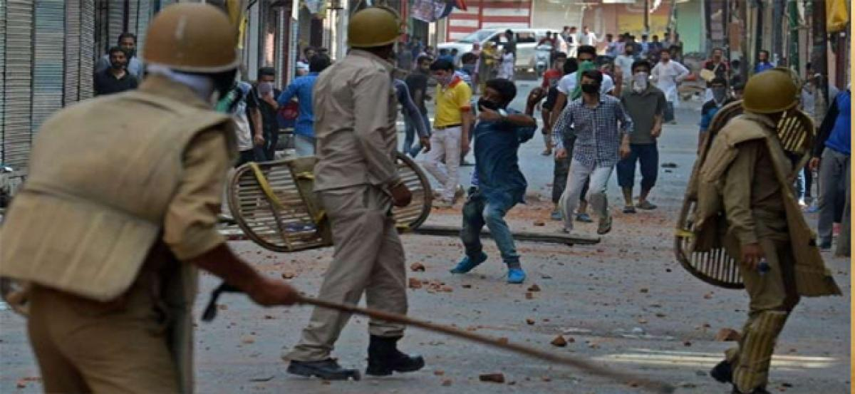 Hizbul, JeM recruited children in Kashmir during clashes with security forces: UN report