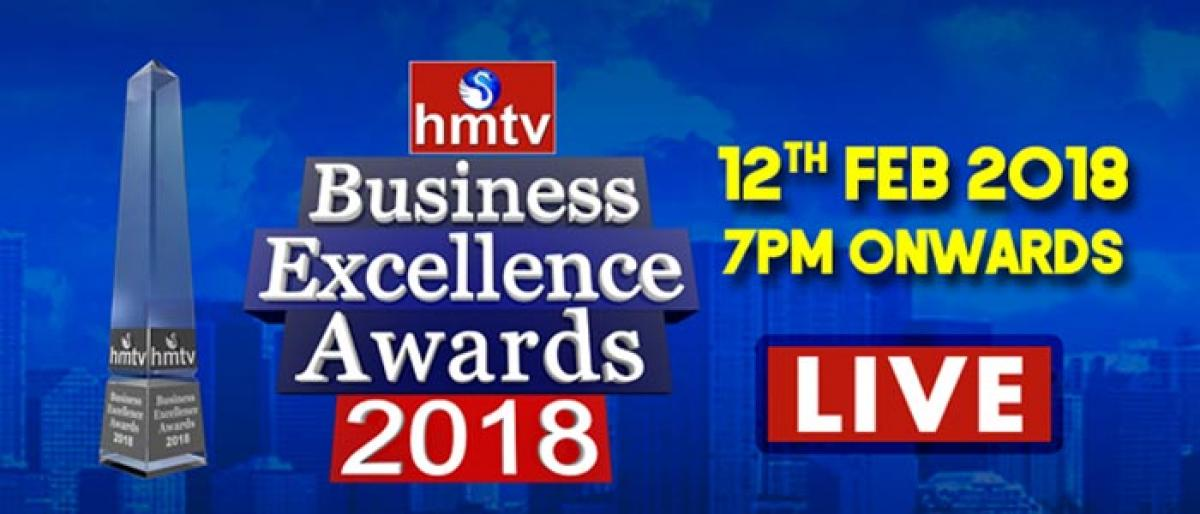 Live Updates: hmtv Business Excellence Awards 2018