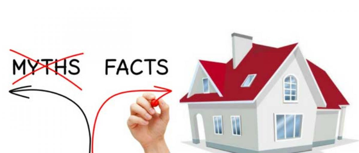 The Truth behind These 4 Common Home Loan Myths
