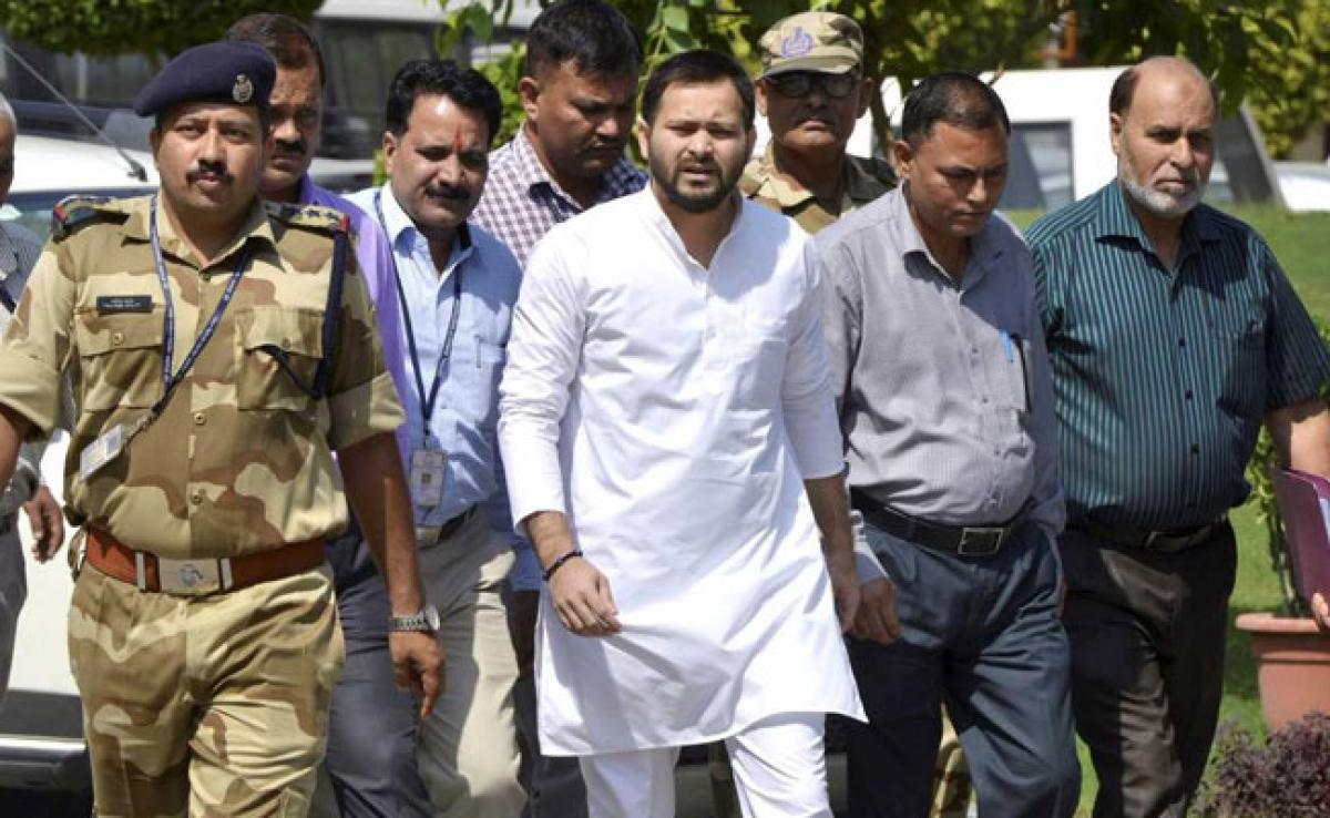 Railway Hotel Scam Case: Tejashwi Yadav Questioned By Enforcement Directorate For Second Time