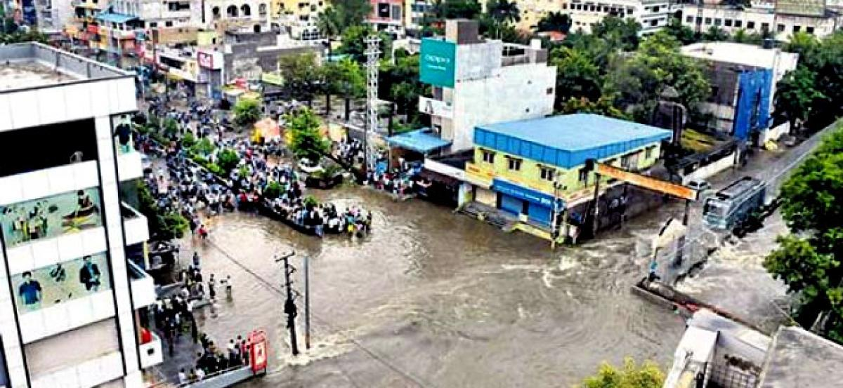 166 Automatic Weather Stations to be set up in Hyderabad
