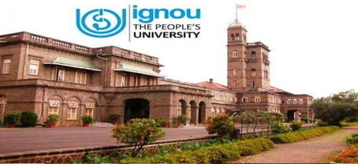 IGNOU announces OPENMAT entrance for MBA
