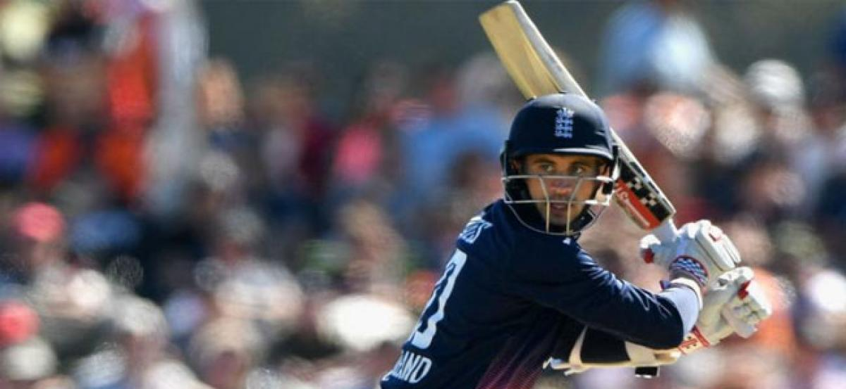 England vs India: Alex Hales ruled out of 1st ODI after sustaining side injury