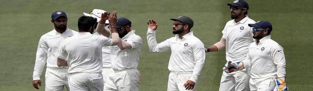 India beats Australia by 31 runs in first test in Adelaide