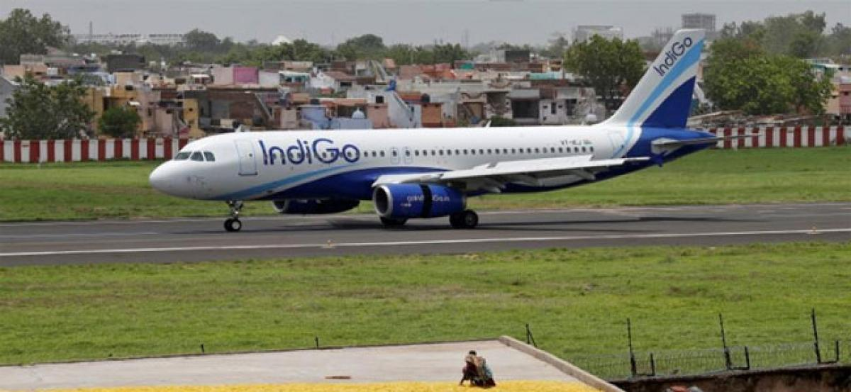 InterGlobe Aviation shares fall most in 22 months as profit plunges