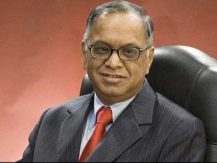 Dont Believe Technology Will Take Away Jobs: Narayana Murthy