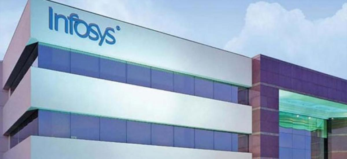 Infosys shares soar 6 per cent after Q1 earnings