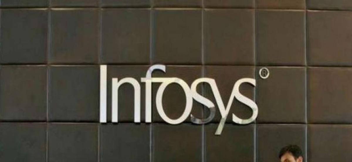 Infosys shares gain over 2 per cent ahead of quarterly results