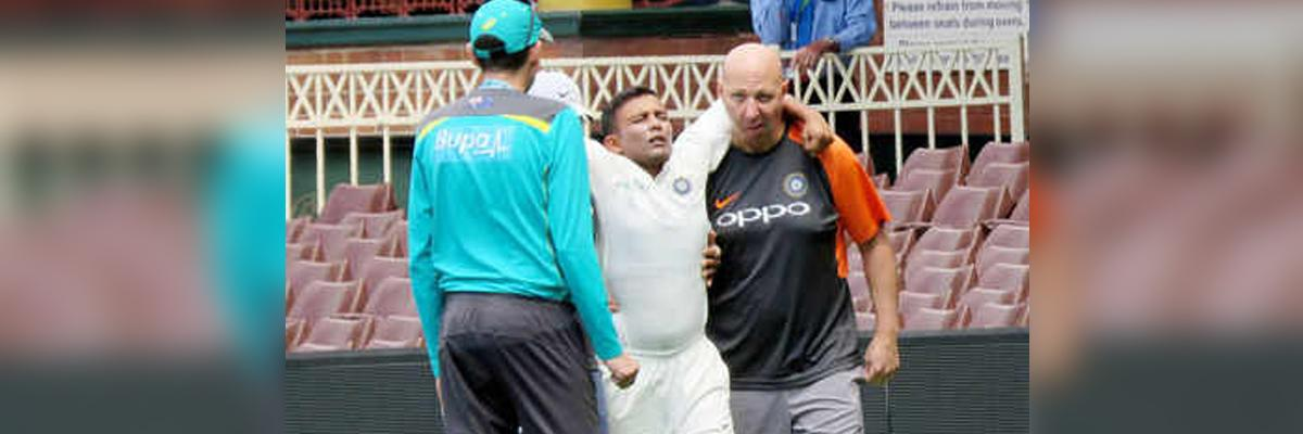 Injured Prithvi Shaw likely to return for Boxing day Test in Melbourne: Ravi Shastri