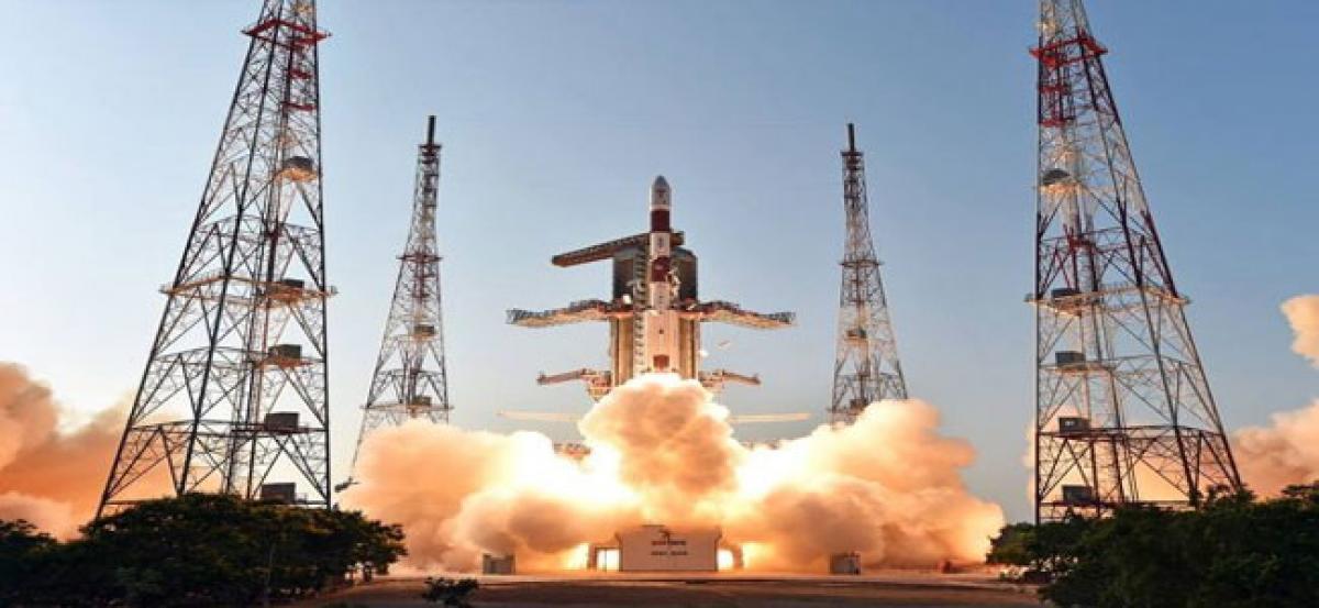 ISRO successfully launches its 100th satellite from Sriharikota