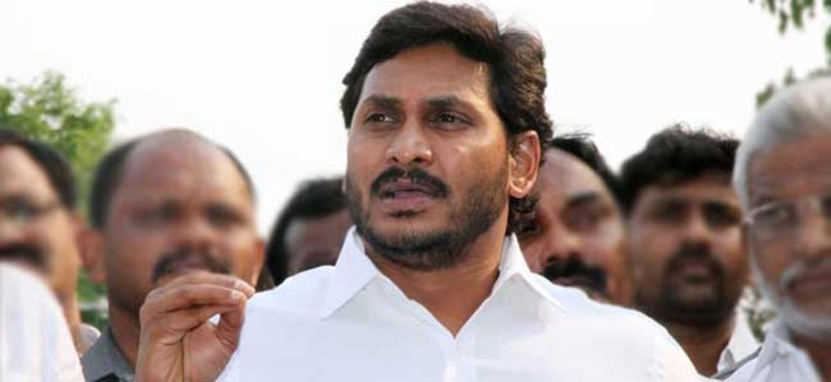 Chandrababu Scared Of IT Raids : Jagan