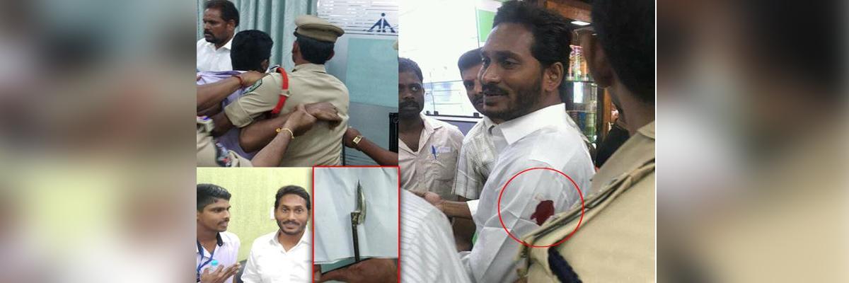 Andhra Pradesh High Court hands over Jagan attack case to NIA