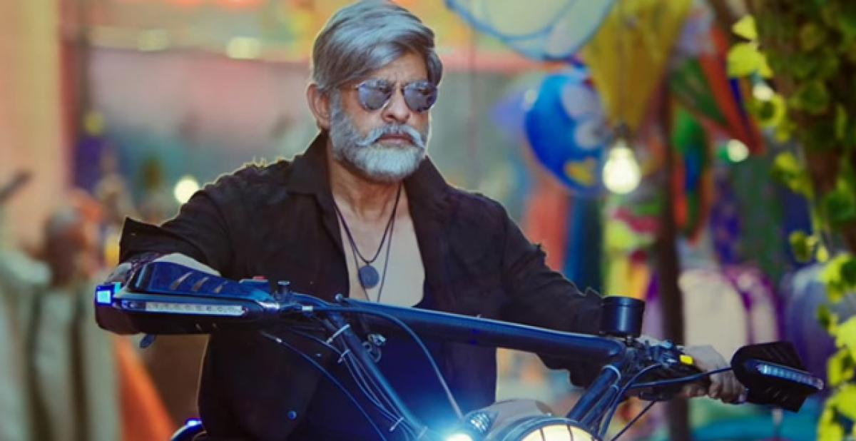 Jagapathi Babu has a point to prove