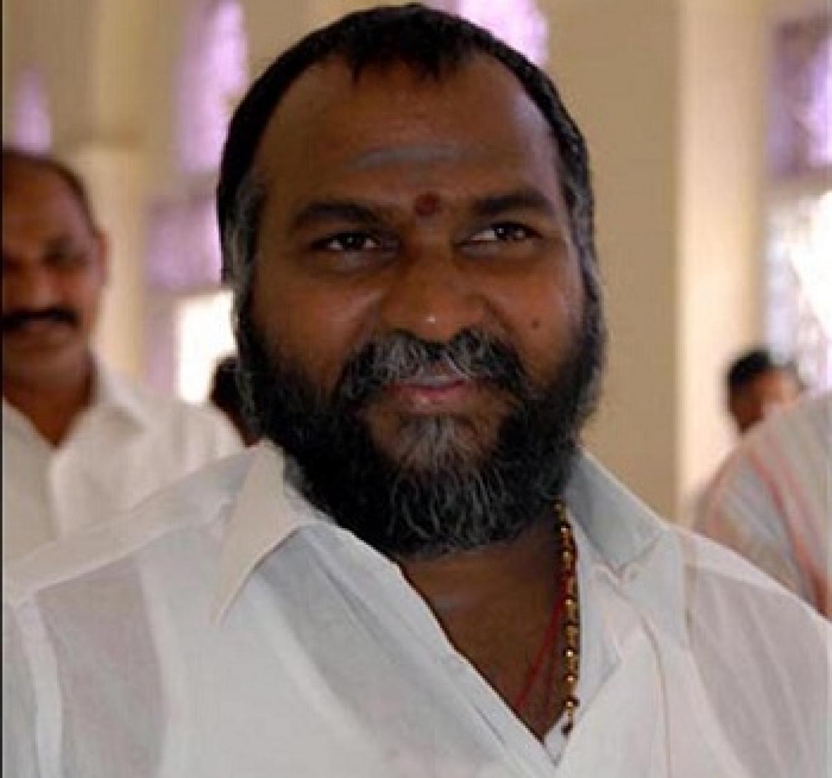 Congress leader Jagga Reddy arrested in Sangareddy