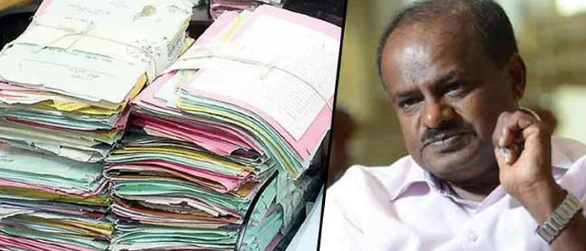 Bangalore CM wants only Kannada to be used for state government files