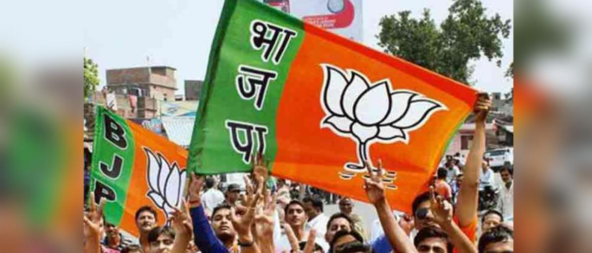 BJP releases fifth list of 19 candidates for Telangana elections
