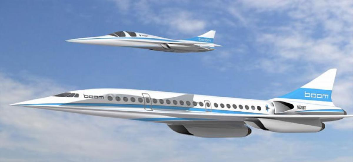 Reviving supersonic passenger flights will harm environment, says study