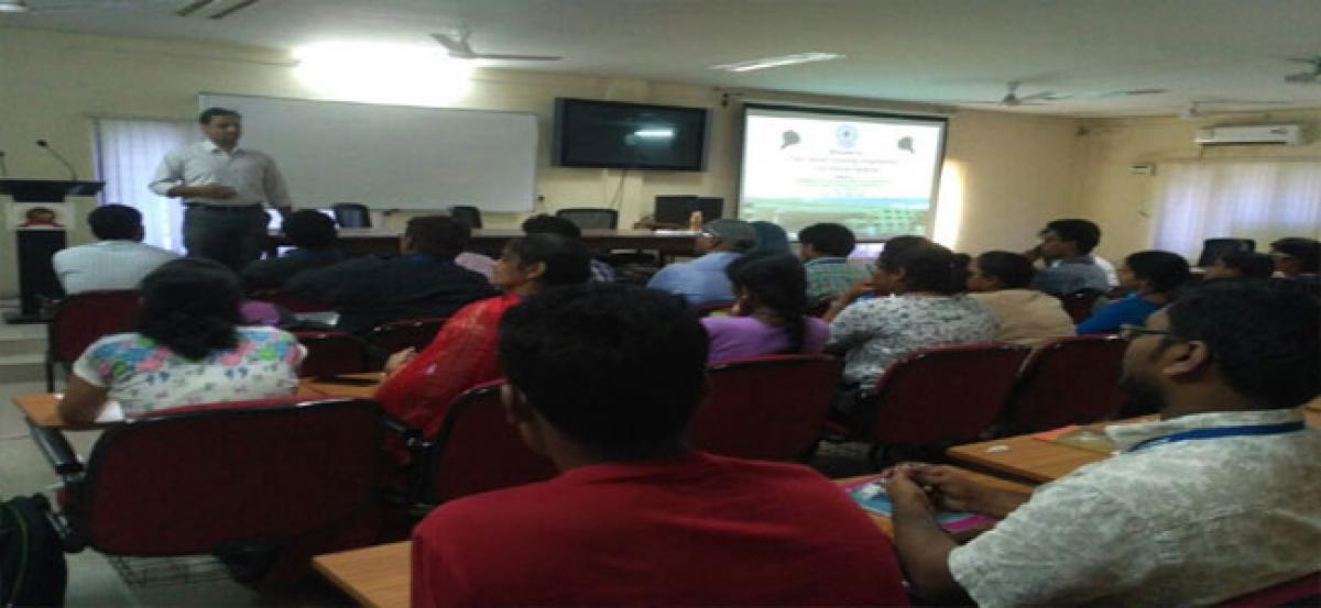 Ethical hacking training begins at JNTU