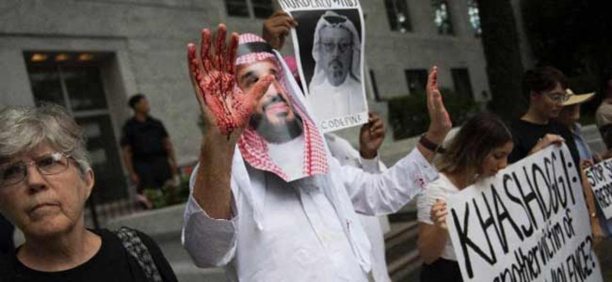 US, Turkey press Riyadh to explain fate of missing journalist