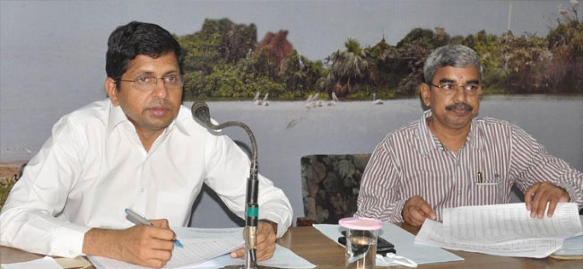 Rs 63 crore allocated  for GPs development