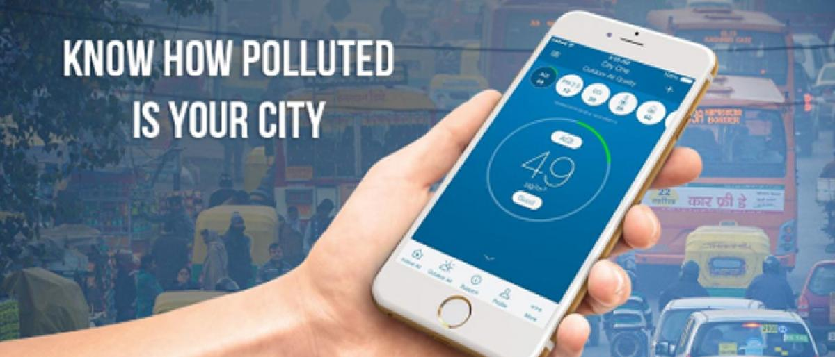 5 weather apps that can check air quality