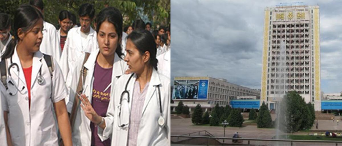 Indian students in Kazakhstan face security threats