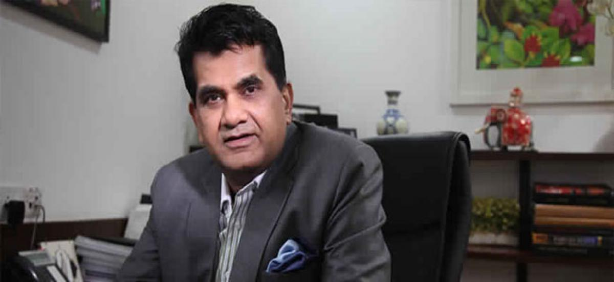 South Asias economic progress hinges on intra-regional trade, investments: Amitabh Kant