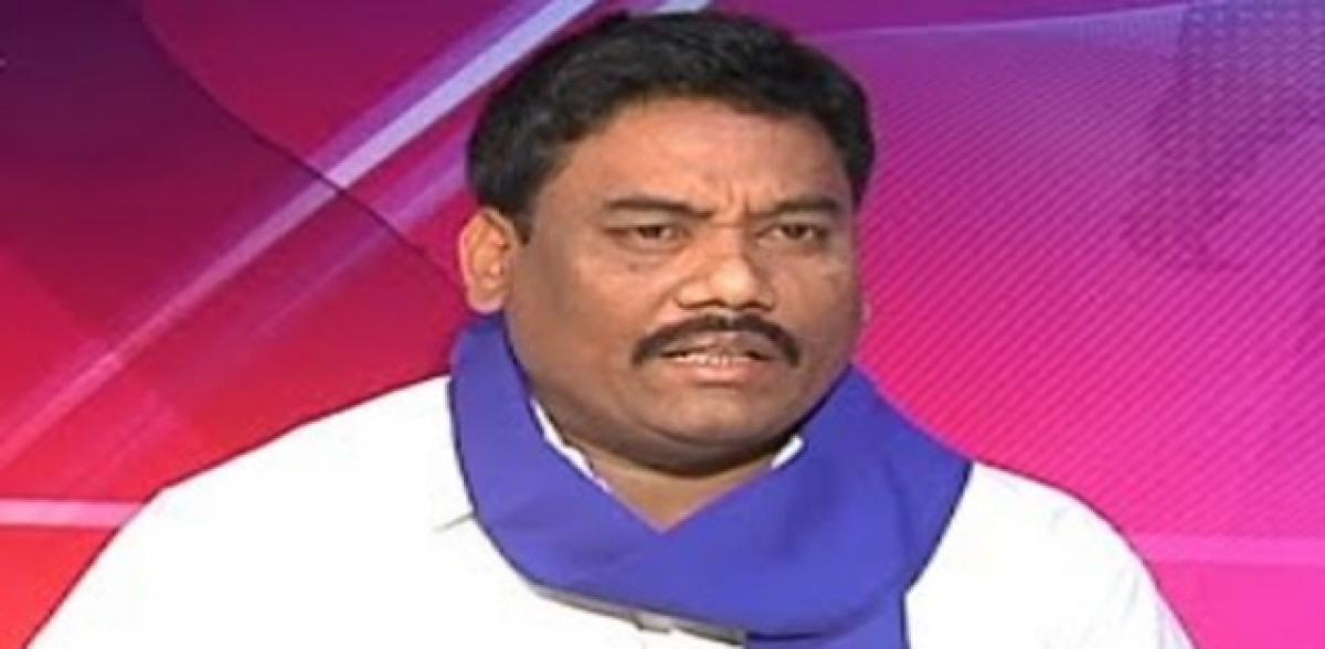 Don't divert SC/ST funds: Karem Sivaji