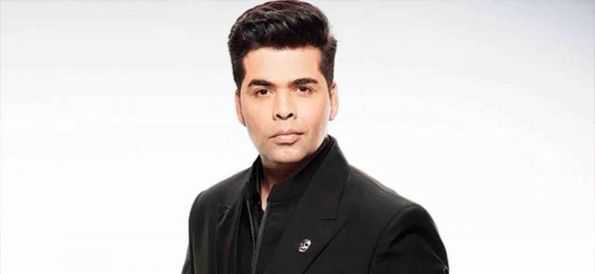 Karan Johar Eyes On Souths Biggest Multistarrer