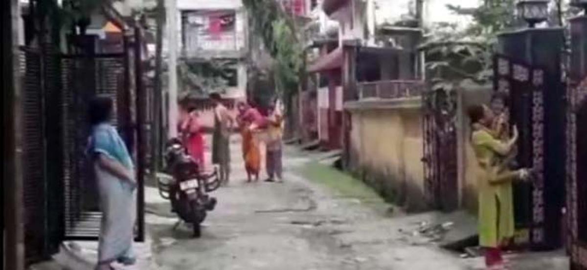 Earthquake tremors felt in parts of Assam, Meghalaya, Bihar and Bengal: IMD