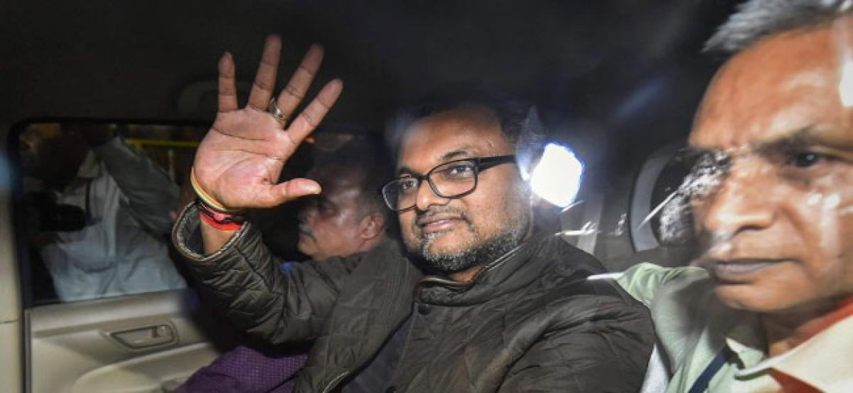 Aircel-Maxis case: Delhi Court to consider charge sheet against Karti on July 6