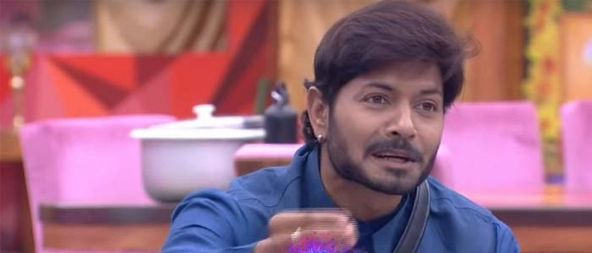 Kaushal's interesting comments on Geetha Madhuri