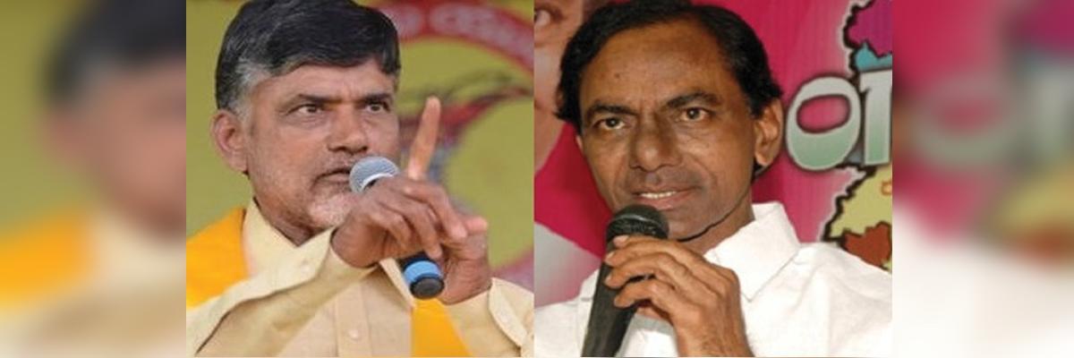 Telangana Assembly Elections 2018: Chandrababu Naidu targets KCR on Twitter