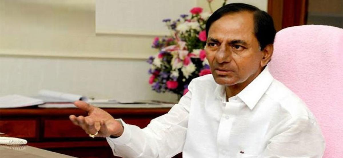 KCR grand Iftar faces opposition