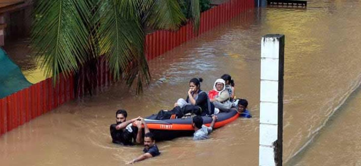 102 lawmakers contributed Rs 43.67 Cr for rehabilitation in flood-affected Kerala