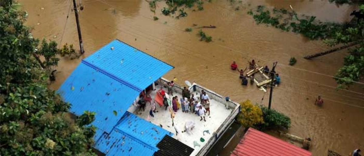 Kerala floods match climate change predictions, worse yet to come