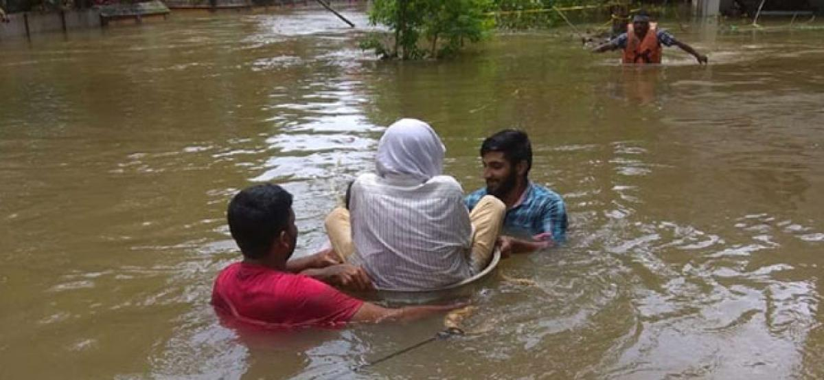 Kerala man working in Gulf firm sacked over insensitive remarks about flood victims